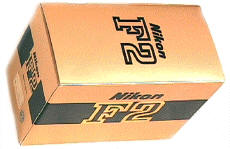Nikon F2 Titanium