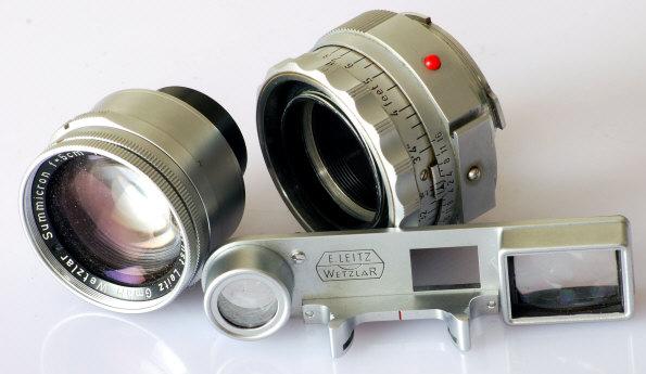Leica M 50/2 Dual Range Summicron