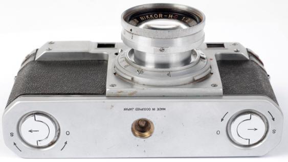 Nikon One Rangefinder 609350