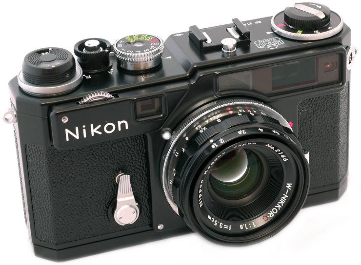 Vintage Camera Repairs Black Paint