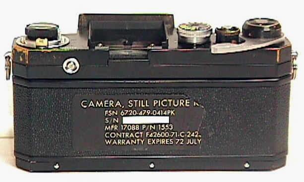 Military Cameras