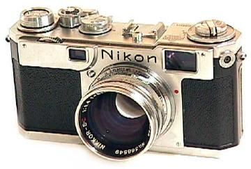 Image result for Nikon S2 rangefinder