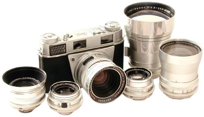 Kodak Retina IIIS